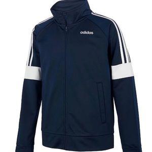 Youth small (8) adidas track jacket NWT